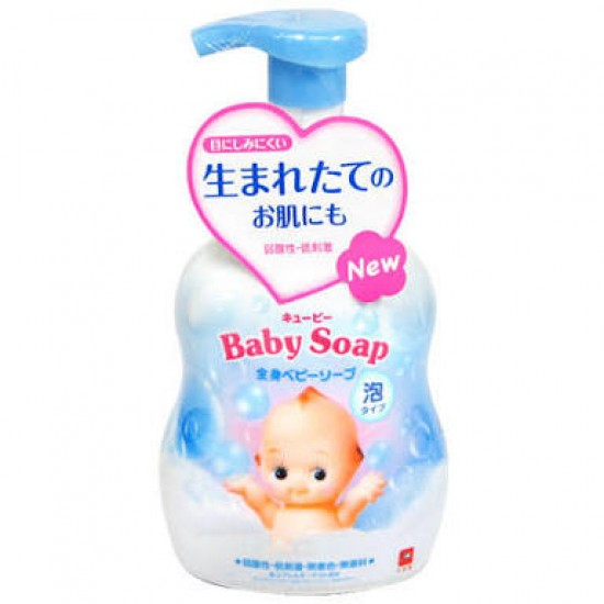 QP baby soap from Japan 400ml