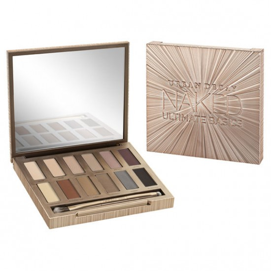 urban decay - NAKED ULTIMATE BASICS  Eyeshadow Palette