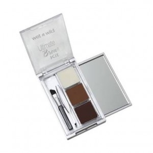 Wet n wild ultimate brow kit E963 ash brown color