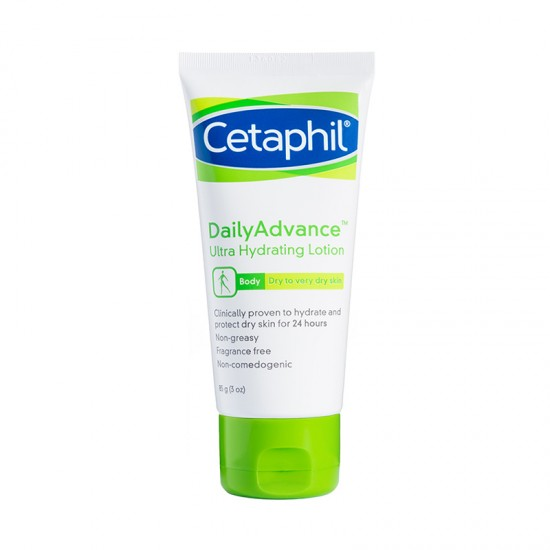 Cetaphil Daily Advance Ultra Hydrating Lotion 85gr