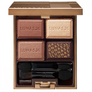 KANEBO LUNASOL  SELECTION eyeshadow (Chocolate Raisin)