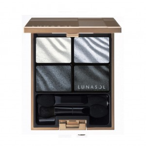 KANEBO LUNASOL eyeshadow SELECTION (Navy Black Velvet)