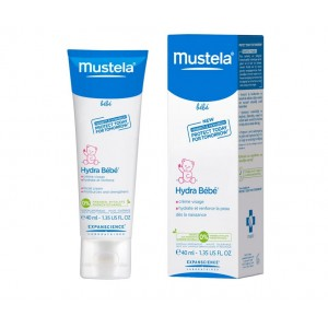 Mustela Hydra Bébé Facial Cream 40ml