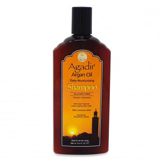 Agadir Argan Oil Daily Mouistirizing Shampoo - 366ml