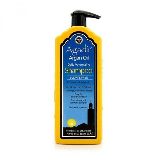 Agadir Argan Oil Daily Volumizing Shampoo - 1Liter
