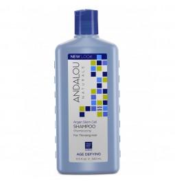 Andalou Naturals Argan Stem Cell Shampoo - 340ml