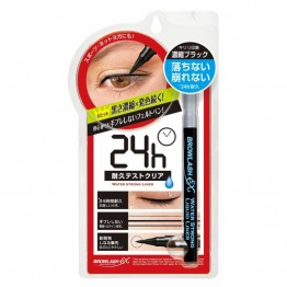 BCL Browlash Ex Water Strong Slim Liquid Eyeliner 0.5ml - Deep Black