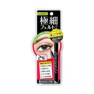 BCL Browlash Ex Water Strong Slim Liquid Eyeliner 0.5ml - Black