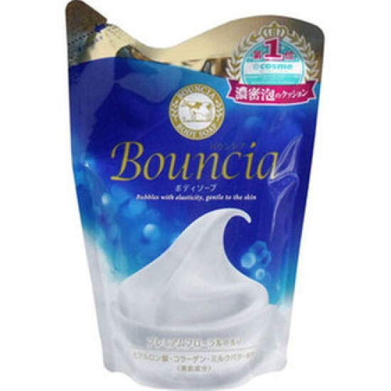 Bouncia Refill Body Soap by Cow - 430ml