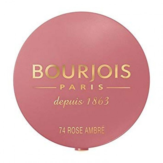 Bourjois Blush On - No. 74 Rose Ambre - 2.5gr