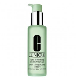 Clinique Liquid Facial Soap (Oily Skin Formula) 200ml