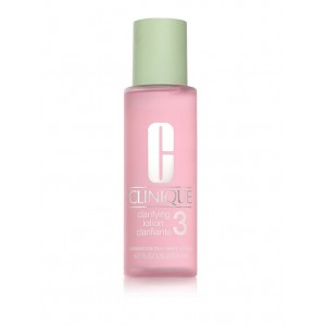 Clinique Clarifying Lotion No.3 Twice a Day Exfoliator Dry Combination 60ml