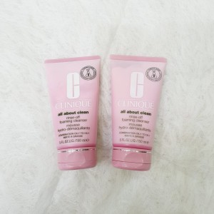Clinique All About Clean Rinse Off Foaming Cleanser - 150ml