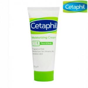 Cetaphil Moisturizing Cream for Face & Body - 100gr