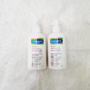 Cetaphil bright healthy radiance Body wash - 245ml