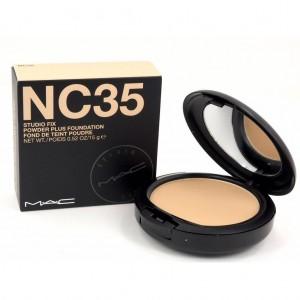 Mac Studio Fix Powder Plus Foundation NC35 - 15gr
