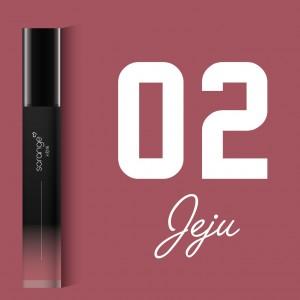Sarange Dreamy Matte Lip Cream - No.02 Jeju