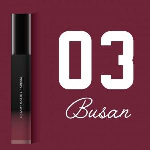 Sarange Dreamy Matte Lip Cream - No.03 Busan