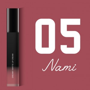 Sarange Dreamy Matte Lip Cream - No.05 Nami