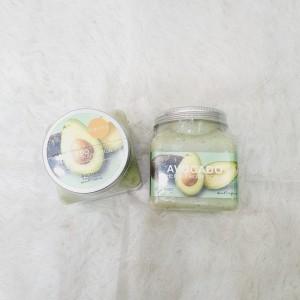 Scentio Avocado Sherbet Body Scrub - 350ml