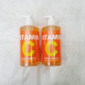 Scentio vitamin C body white shower serum - 450ml