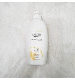 Byphasse Shower Cream Vanilla Flower From Madagascar PH Neutre - 1000ml