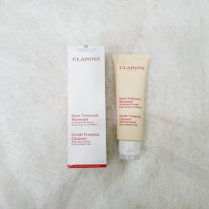 Clarins Gentle Foaming Cleanser - 125ml