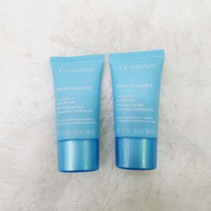 Clarins Hydra Essential Moisturizes and Quenches, Cooling Gel Minisize - 15ml