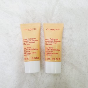 Clarins One Step Gentle Exfoliating Cleanser Minisize - 30ml
