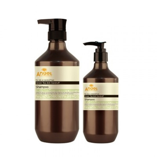 Dancoly Angel Green Tea Anti Dandruff Hair Shampoo 800ml
