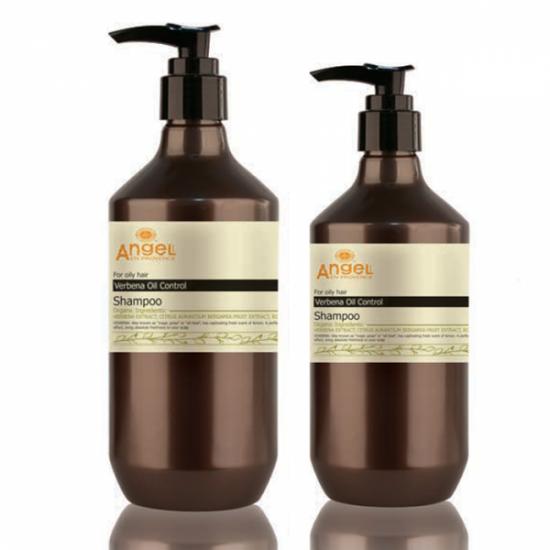 Dancoly Angel Verbena Oil Control Hair Shampoo 400ml