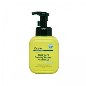 Dr. Ato Real Soft Foaming Shampoo for Baby - 350ml