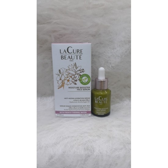 Lacure Moisture Booster Face Serum - 30ml