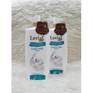 Lovial Shower Cream (Extra Moisturising) - Goat's Milk