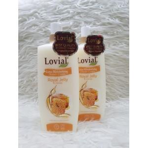 Lovial Shower Cream (Extra Moisturising) - Royal Jelly
