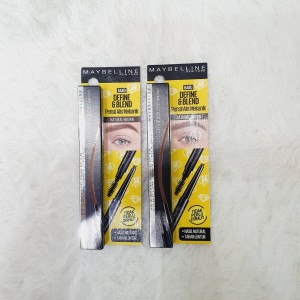 Maybelline Define and Blend Brow Pencil - Natural Brown - 0.16gr