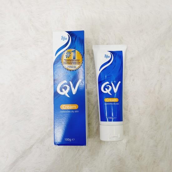 QV Cream Replenishes Dry Skin - 100gr