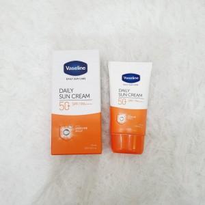 Vaseline Daily Sun Care - Daily Sun Cream SPF 50 PA+++ - 50ml