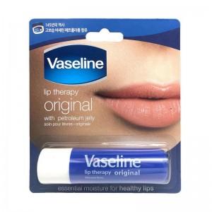 Vaseline Lip Therapy Original - Made in Korea - 4.8gr